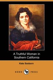Cover of: A Truthful Woman in Southern California