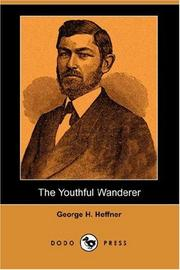 Cover of: The Youthful Wanderer