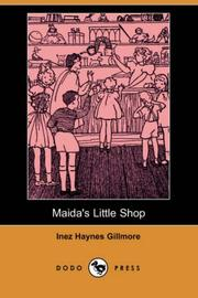 Cover of: Maida's Little Shop