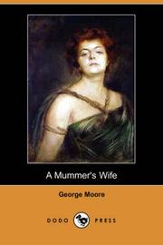 Cover of: A Mummer