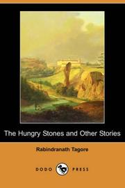 Cover of: The Hungry Stones and Other Stories (Dodo Press) by Rabindranath Tagore