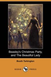 Cover of: Beasley's Christmas Party, and The Beautiful Lady