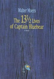Cover of: THE 13 1/2 LIVES OF CAPTAIN BLUEBEAR