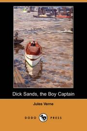 Cover of: Dick Sands, the boy captain