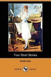 Cover of: Four Short Stories (Dodo Press) | Г‰mile Zola