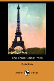 Cover of: The Three Cities