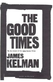 Cover of: The good times