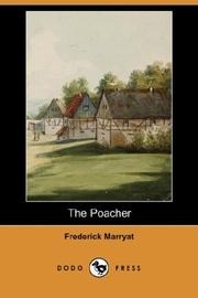 Cover of: The poacher