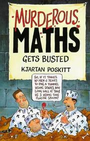 Cover of: More Murderous Maths