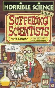 Cover of: Suffering Scientists (Horrible Science)
