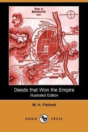 Cover of: Deeds that Won the Empire