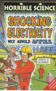 Cover of: Shocking Electricity (Horrible Science)