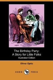 Cover of: The Birthday party