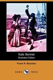 Cover of: Kate Bonnet (Illustrated Edition) (Dodo Press) | T. H. White