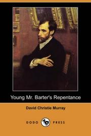 Cover of: Young Mr. Barter