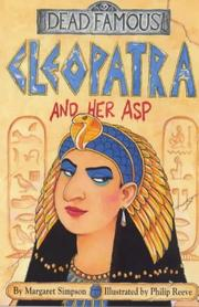 Cover of: Cleopatra and Her Asp (Dead Famous)
