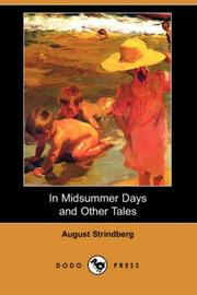 Cover of: In Midsummer Days and Other Tales