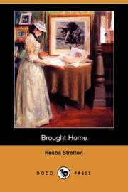 Cover of: Brought Home