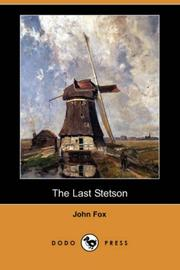 Cover of: The Last Stetson