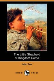 Cover of: The Little Shepherd of Kingdom Come