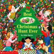 Cover of: The Best Christmas Hunt Ever