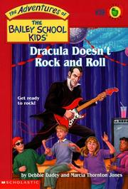 Cover of: Dracula Doesn't Rock N' Roll