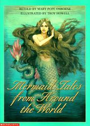 Cover of: Mermaid Tales from Around the World | Mary Pope Osborne