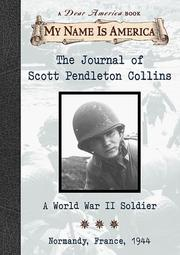 Cover of: The journal of Scott Pendleton Collins: a World War II soldier