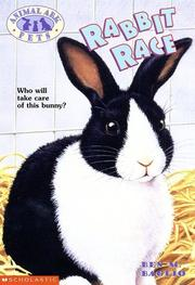 Cover of: Rabbit Race (Animal Ark Pets #3) | Ban M. Baglio