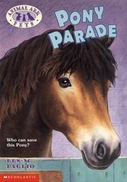Cover of: Pony Parade (Animal Ark Pets #7) | Jean Little