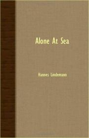 Alone at sea by Hannes Lindemann