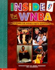 Cover of: Inside the WNBA