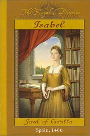 Isabel by Carolyn Meyer