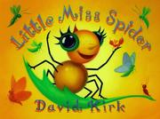 Cover of: Little Miss Spider