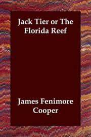 Cover of: Jack Tier or the Florida Reef