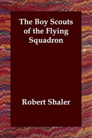 Cover of: The Boy Scouts of the Flying Squadron