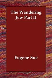 Cover of: The Wandering Jew Part II