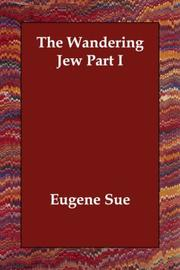 Cover of: The Wandering Jew Part I
