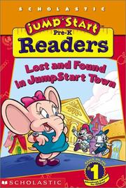 Cover of: Jumpstart Pre-k Early Reader: Lost And Found In Jumpstart Town (Jumpstart)