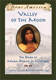 Cover of: Valley of the Moon