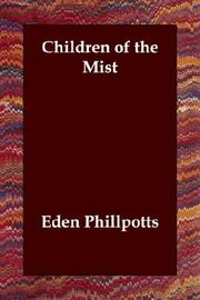 Cover of: Children of the mist