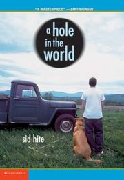 Cover of: A Hole In The World | Sid Hite