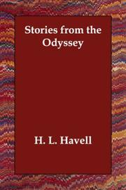 Cover of: Stories from the Odyssey