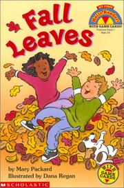 Cover of: Fall Leaves