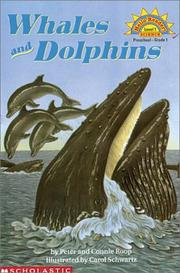 Cover of: Whales And Dolphins | Peter Roop
