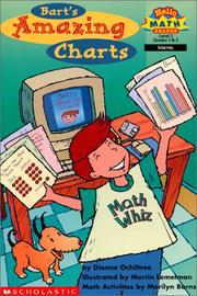 Cover of: Bart's amazing charts