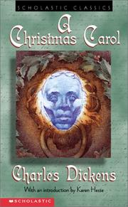 Cover of: A Christmas Carol (Scholastic Classics) | Charles Dickens
