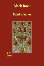 Cover of: Black Rock | Ralph Connor
