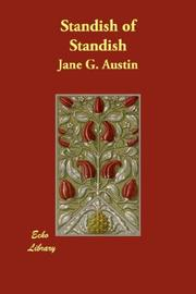 Standish of Standish by Jane G. Austin