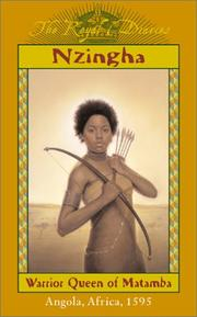 Cover of: Nzingha, warrior queen of Matamba